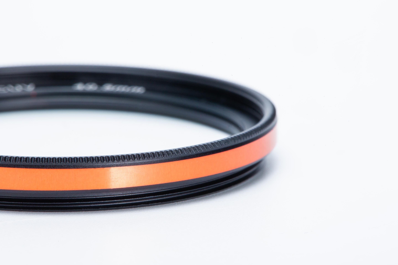 卡色索尼MCUV镜(橙环)40.5mm